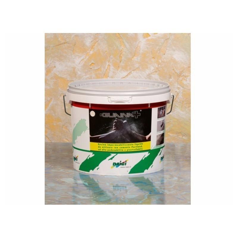 Naici guaina liquida 16 kg for Guaina liquida mapei