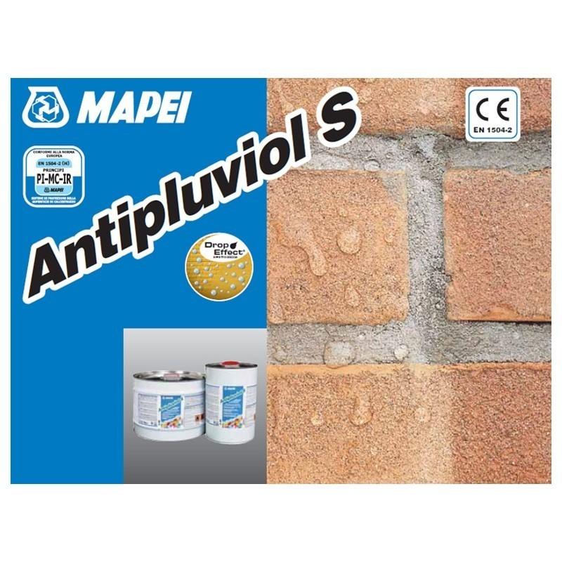 Antipluviol S Impermeabilizzante Mapei 5Kg
